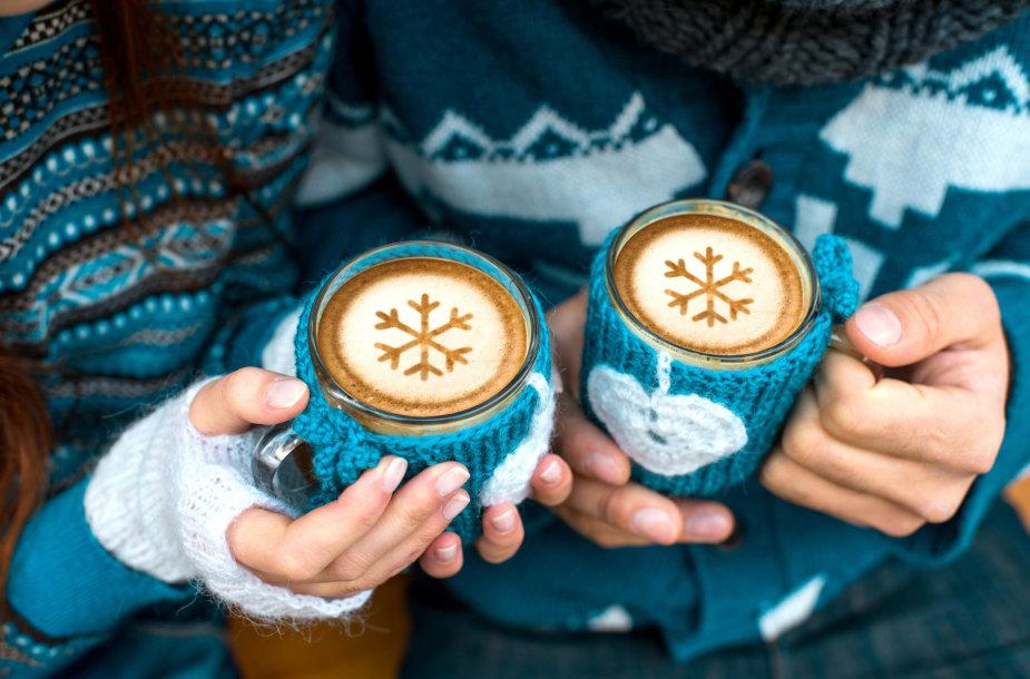 Kava žiemą
