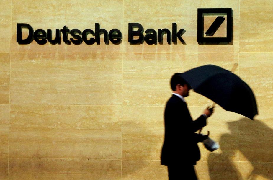 """Deutsche Bank"" bankas Londone"