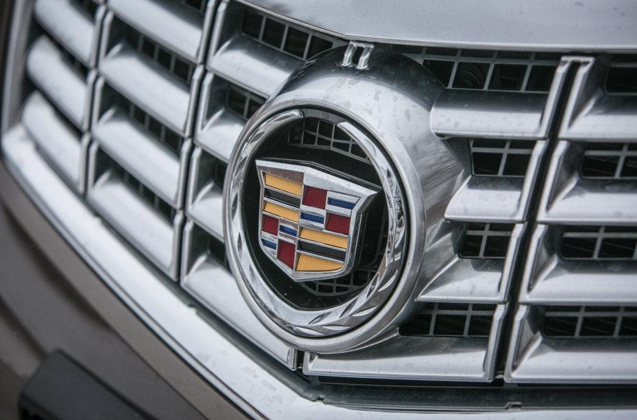 """Cadillac SRX"""