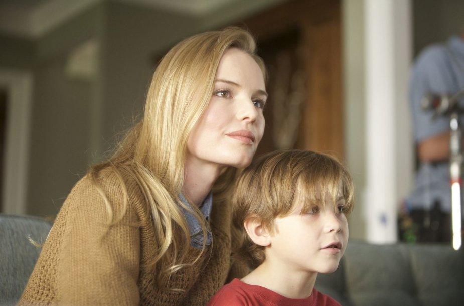 """Kate Bosworth ir Jacobas Tremblay filme """"Sapnų demonai"""""""