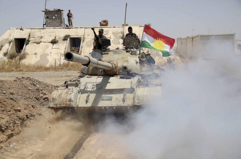 Kurdų pajėgos Irake
