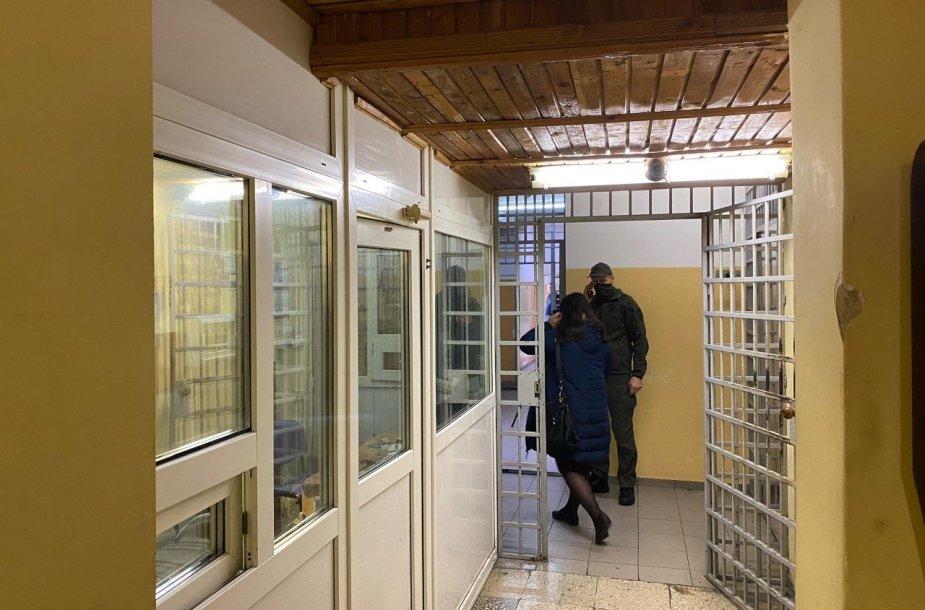 Buvusiose Kybartų pataisos namų patalpose gyvens migrantai