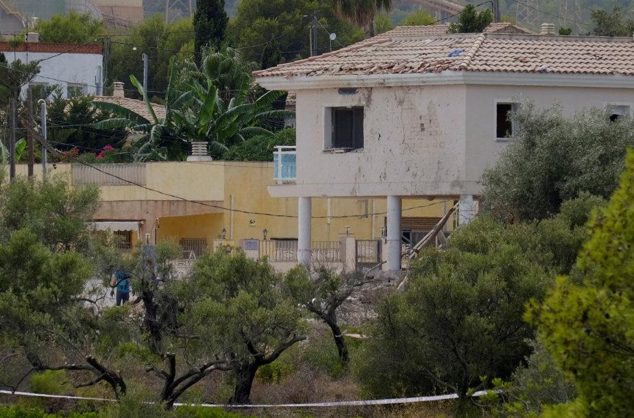 Namas Alkanaro mieste