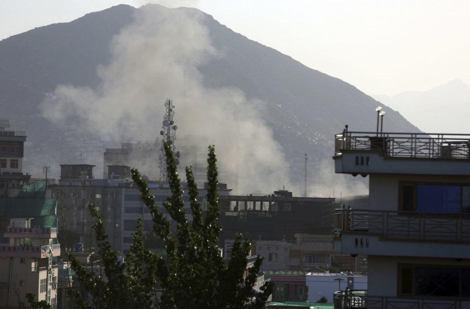Ataka Afganistane