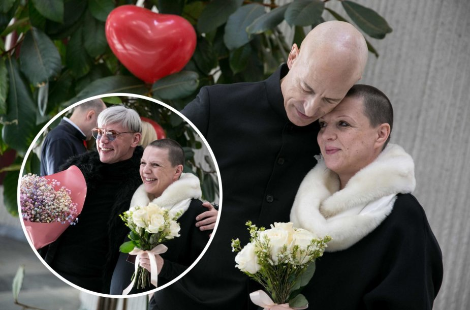 Ingos Cholmogorovos-Sakurako ir Philippe'o Pascalio Fontezo vestuvės