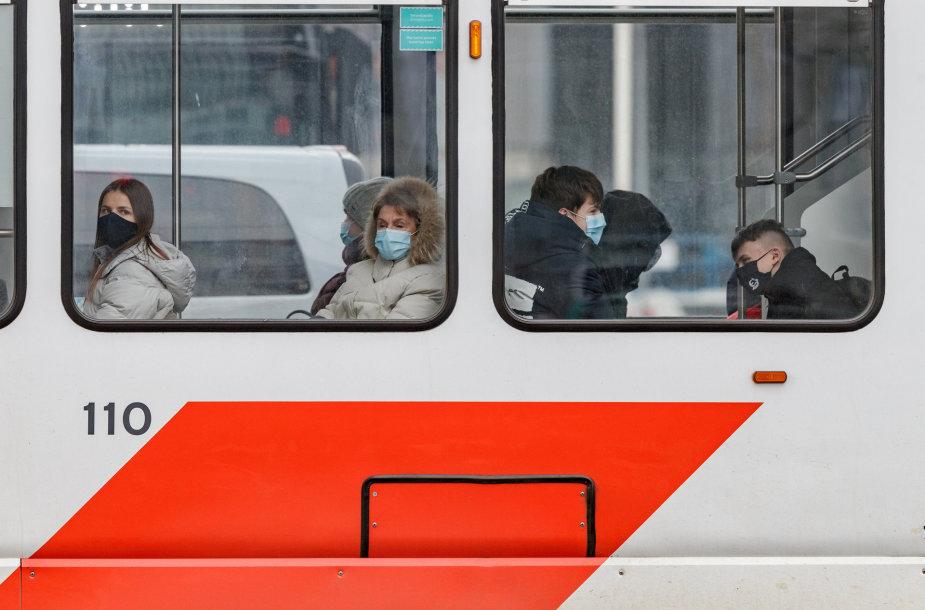 Talinas per pandemiją