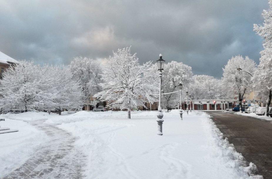 Žiemiška Klaipėda