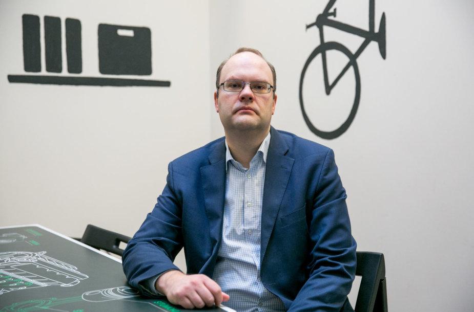 Psichologas Antanas Kairys