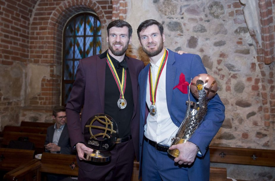 Kšištofas ir Darjušas Lavrinovičiai
