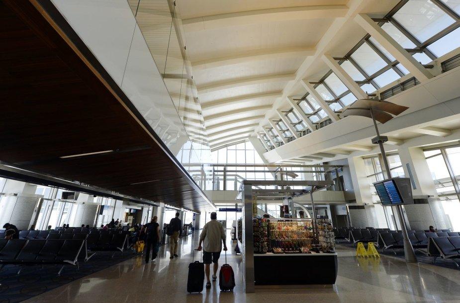 Los Andželo oro uostas