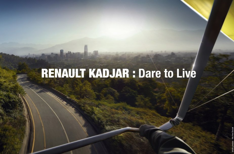 """Renault Kadjar"" pristatymas"