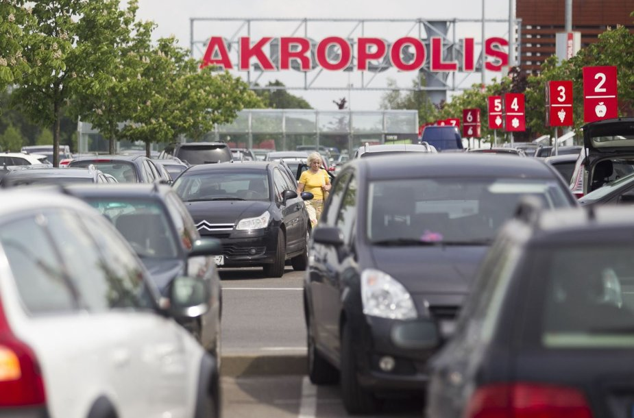 """""""Jamam"""" nuolaidų diena Vilniaus """"Akropolyje"""""""