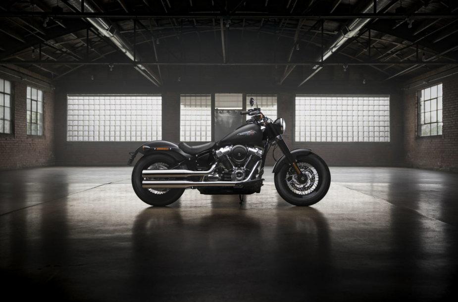 """""""Harley-Davidson Softail Slim"""""""