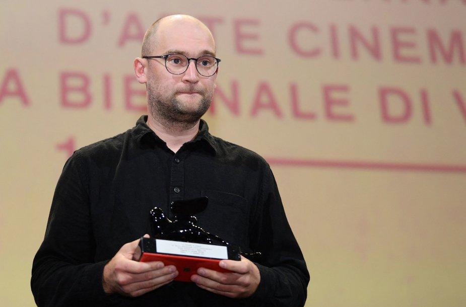 Laurynas Bareiša Venecijos kino filmų festivalyje