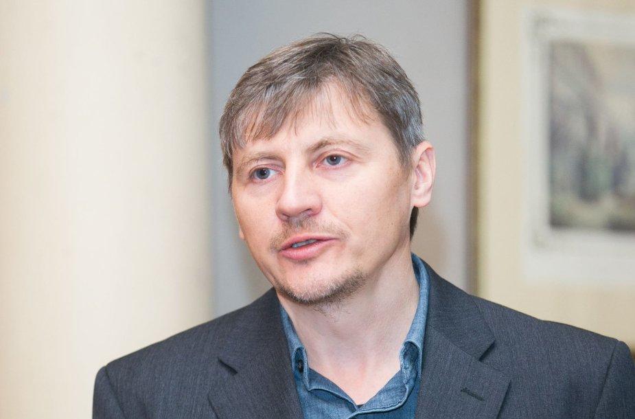 JAV gyvenantis ir dirbantis mokslininkas Ramūnas Stepanauskas gavo Švietimo ir mokslo ministerijos apdovanojimą už pasiekimus moksle