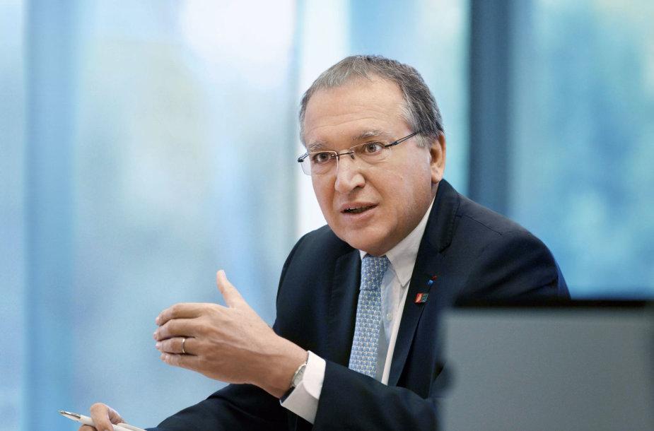 Europos patentų tarnybos (EPT) prezidentas Benua Batistelis