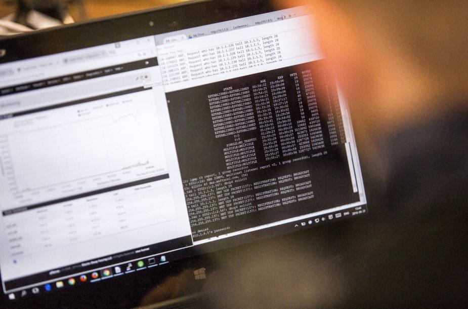 """Kibernetinio saugumo pratybos """"Kibernetinis skydas 2016"""""""