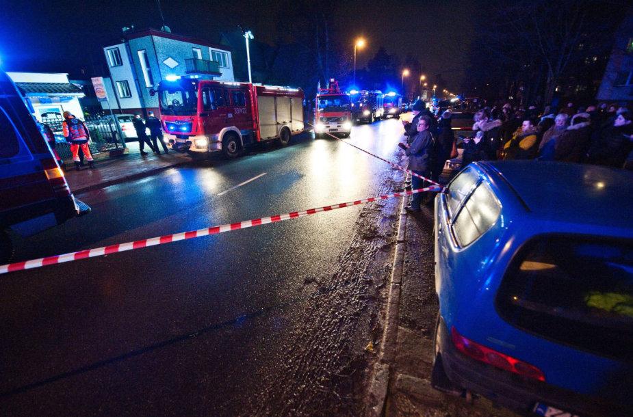 """""""Pabėgimo kambaryje"""" Lenkijoje žuvo penkios paauglės"""