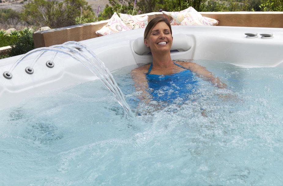 Masažinis baseinas – SPA procedūros jūsų namuose