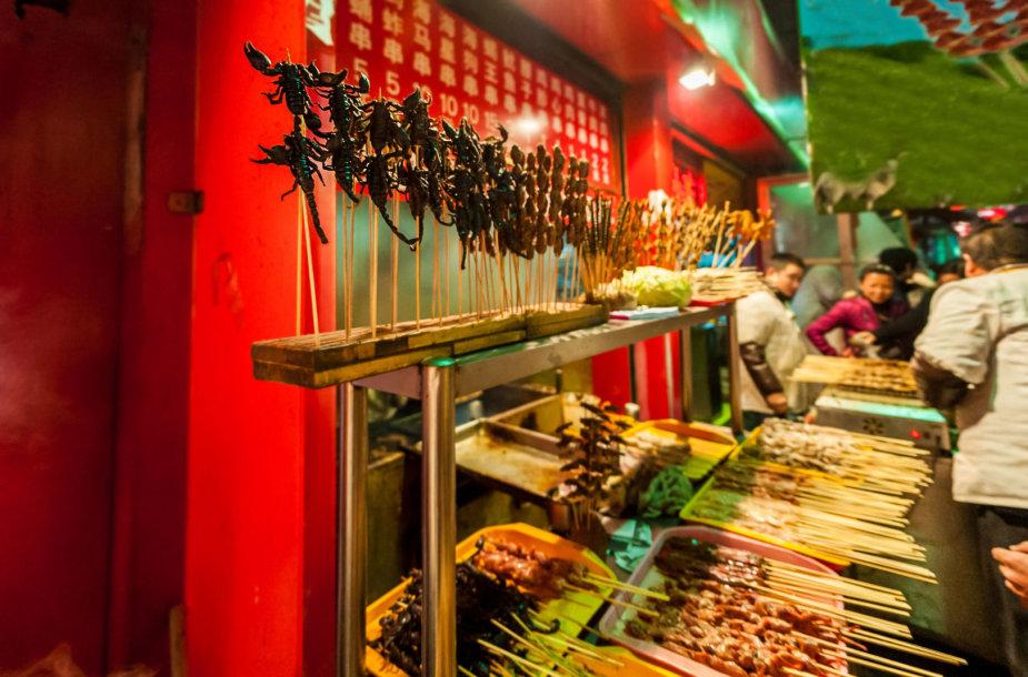 Maistas Kinijoje