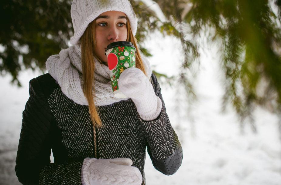 Žiemą prideramai saugokitės nuo šalčio