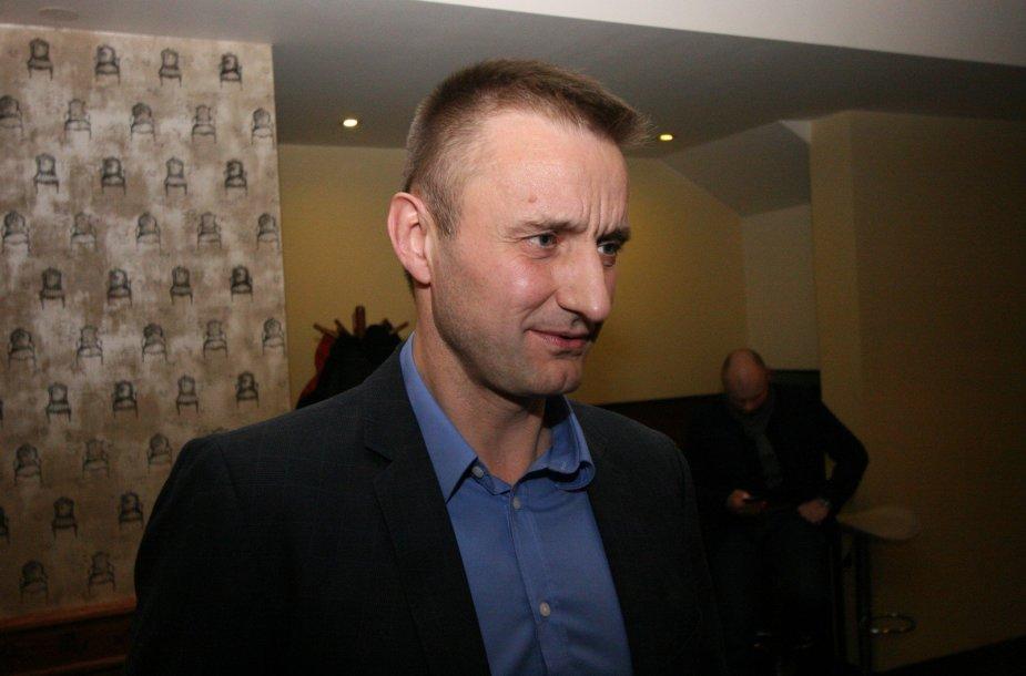 Artūras Visockas. Šiaulių mero rinkimai