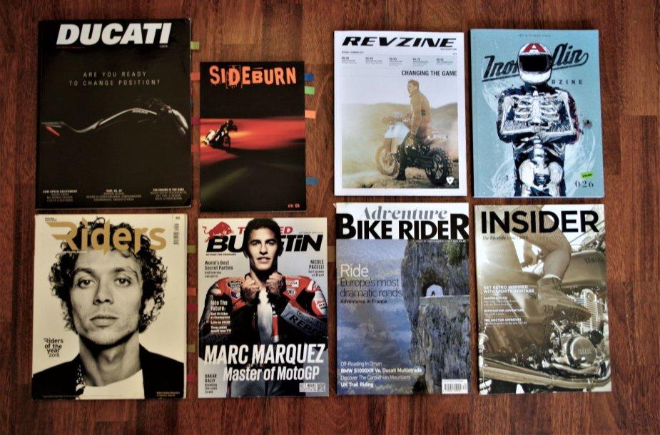 Motociklizmo žurnalai
