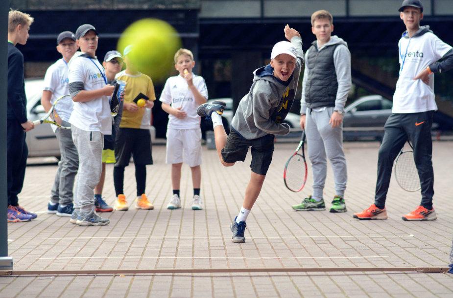 Neodenta teniso turnyras Kaune