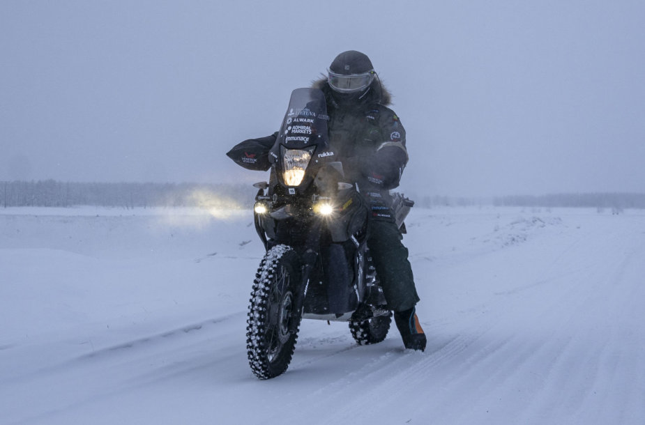 """""""The Coldest Ride"""""""