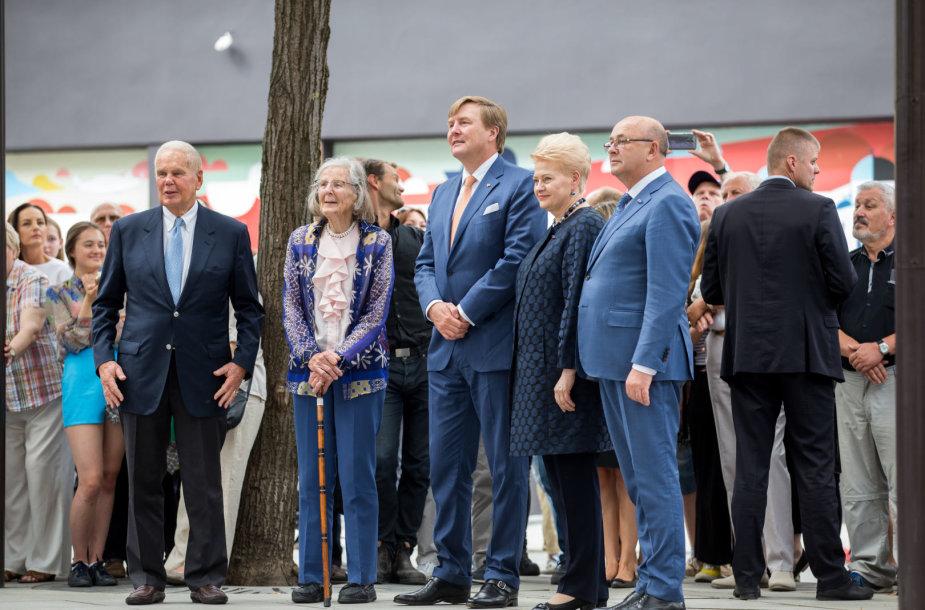 Kaune įamžintas Pasaulio tautų teisuolio Jano Zwartendijiko atminimas