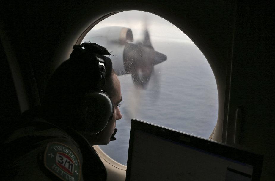 MH370 lainerio vis dar ieškoma