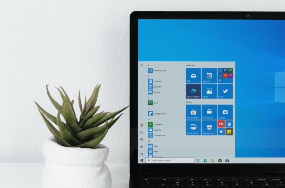 """10 patarimų, kaip naudotis """"Windows"""" kompiuteriais greičiau ir patogiau"""