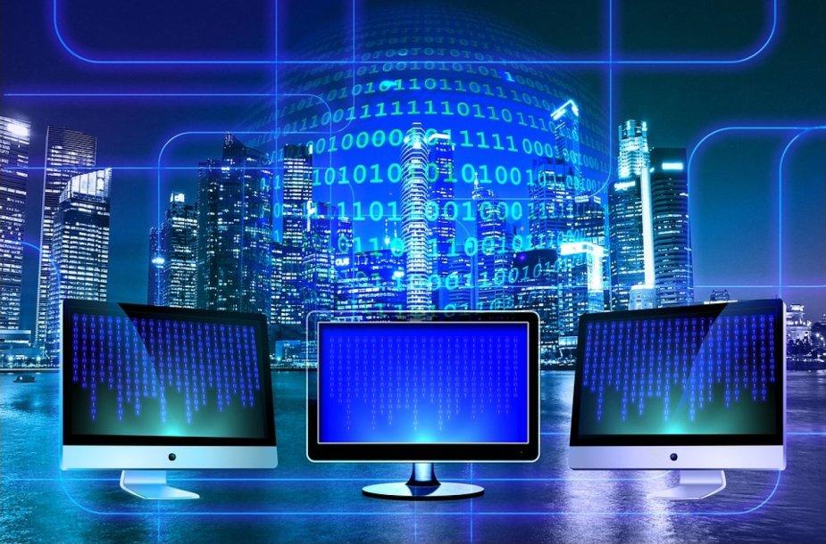 Informatikos studijos – tiesiausias kelias į gigantiškas technologijų korporacijas