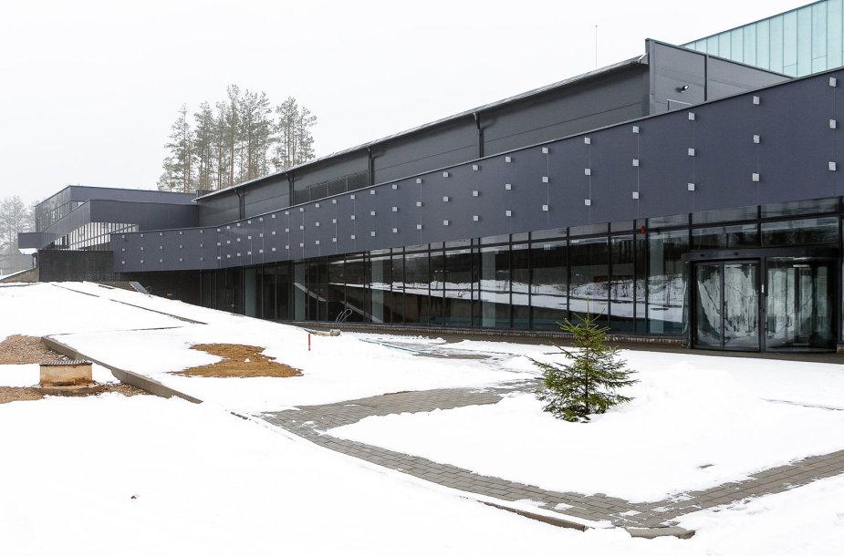 Atidarytas vienas didžiausių Baltijos šalyse profesionalaus sporto objektų – Sportininkų rengimo centras Druskininkuose