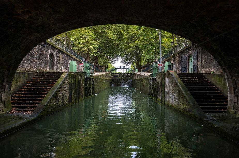 San Marteno kanalas