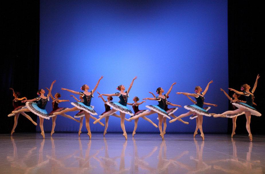 Baletas M.K.Čiurlionio menų mokykloje