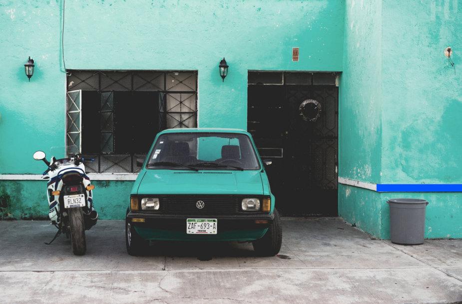 Naudotas automobilis