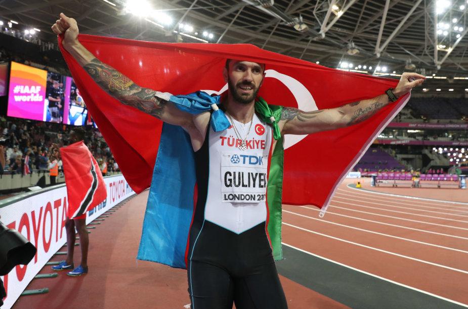 Ramilis Gulijevas