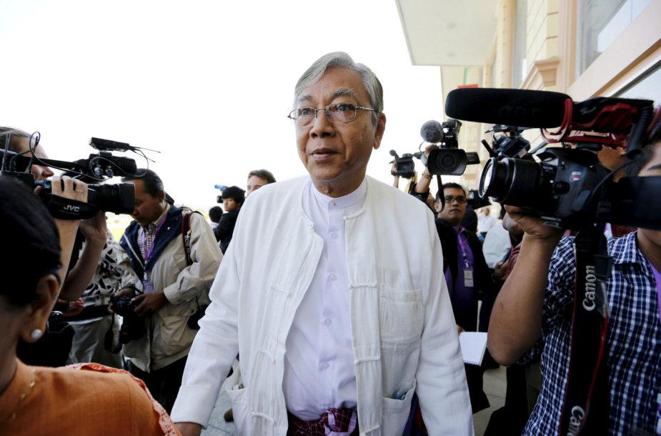 Htinas Kyaw