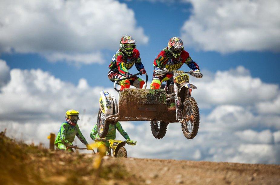Nissan Lietuvos motociklų kroso čempionatas