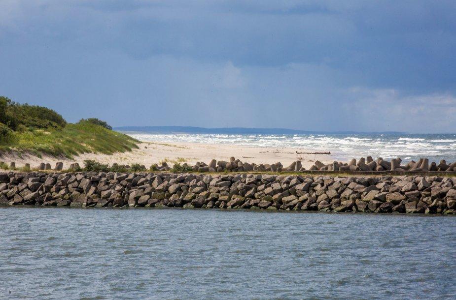 Smiltynės pliažas