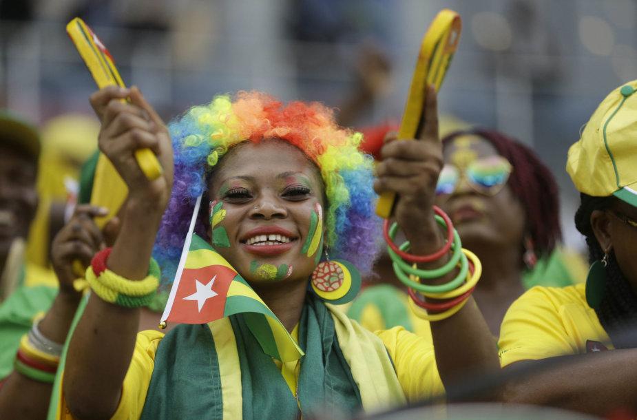 Afrikos Tautų taurė