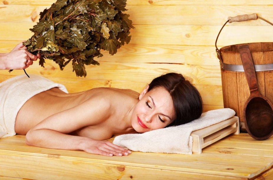 123rf.com nuotr. / sauna
