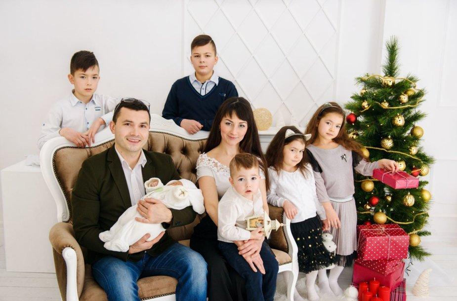 Naidionovų šeima