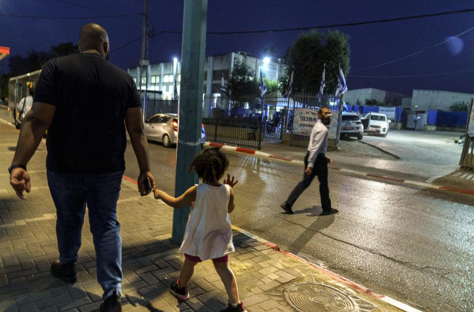 Arabams ir žydams Lode sugyventi nesiseka