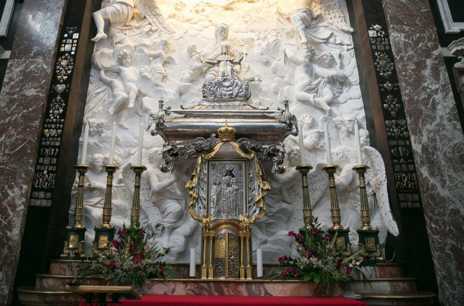 Vilniaus Katedra, Šv. Kazimiero koplyčia