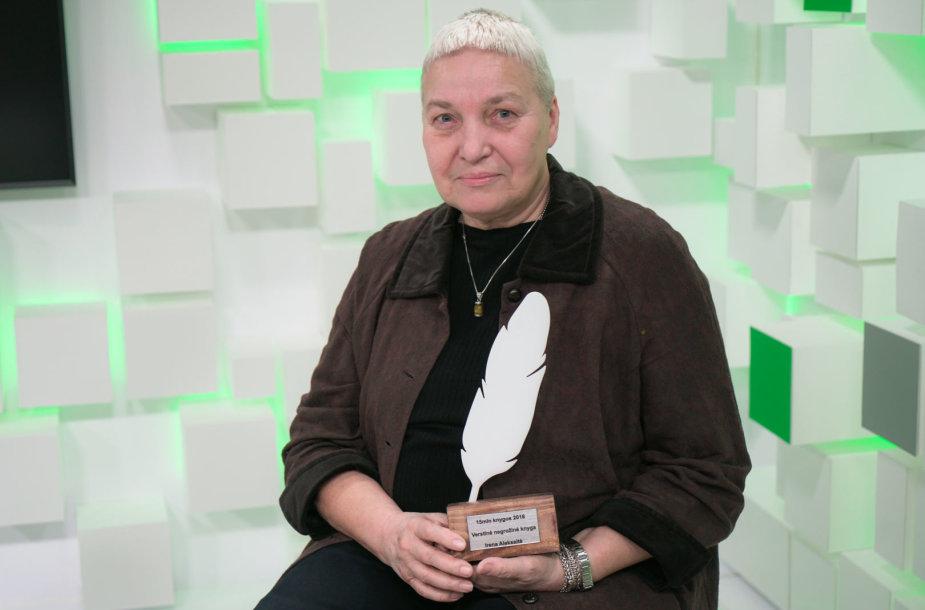 Vertėja Irena Aleksaitė