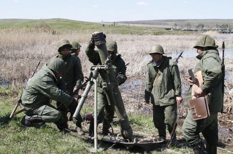 Luhansko separatistai