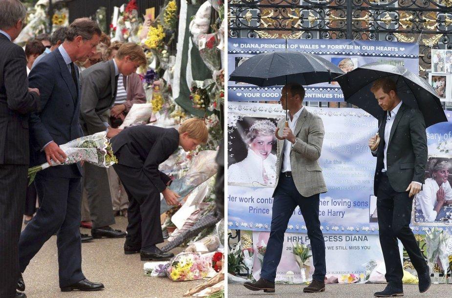 Princas Williamas ir Princas Harry