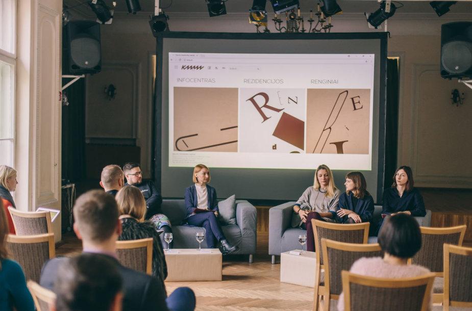 Kauno menininkų namai pristatė naują sezoną